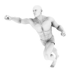Superhero Pose