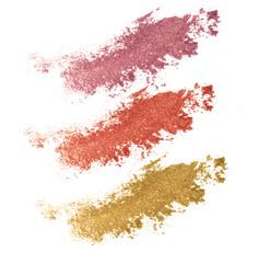 Colors shade glitter eye shadow