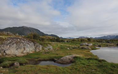 Laukvik, Lofoten, Norway