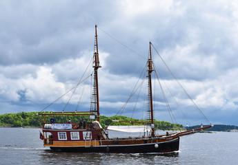 Port Oslo Norway Europe