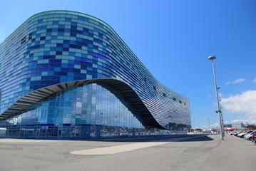"Sochi. Olympic Park. Ice Palace ""Iceberg"""