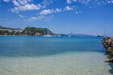 Ionian Sea - Valtos Beach - Parga, Preveza, Epirus, Greece