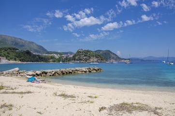 Valtos Beach - Parga, Preveza, Greece