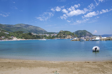 Valtos Beach - Ionian Sea - Parga, Preveza, Epirus, Greece