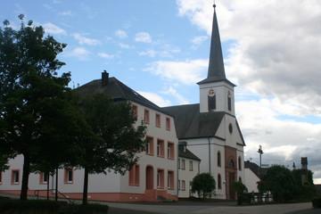 St.Bartholomäus Kirche in Kell am See