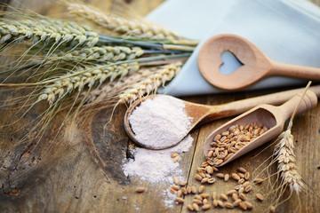 Getreide,Mehl,Körner