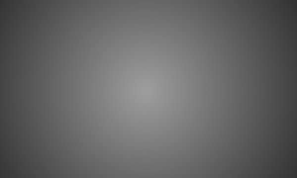 grey & white abstract background with radial gradient effect