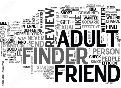 Is adult friend finder a good site