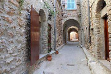 Mesta, Chios, Greece