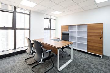 interior of modern office