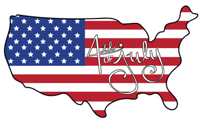 4th of July America