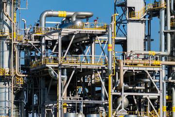 Units for nitric acid production on fertilizer plant