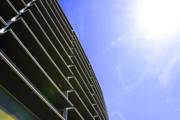 Architecture, futuristic, modern, glass