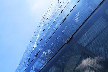 Architecture, futuristic, modern, glas
