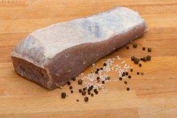 Gepökeltes Rindfleisch für Labskaus