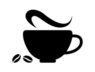 graphic coffee, vector