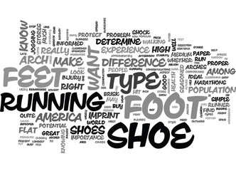 WHY DO MY FEET HURT SO MUCH WHEN I RUN TEXT WORD CLOUD CONCEPT