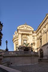 The Opera Garnier, Paris