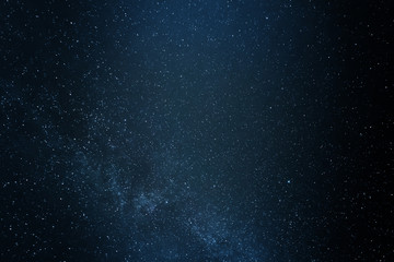 Galaxy stars night sky