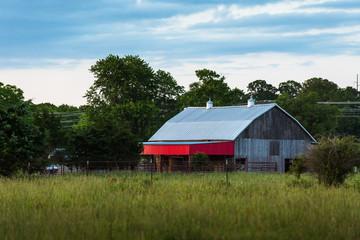 Old barn in Missouri