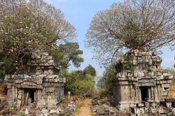 Csmbodia . Phnom Bok Temple . Siem Reap Province . Siem Reap City .