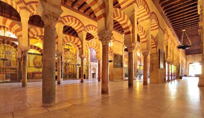 Mosquée-cathédrale de Cordoue, Andalousie