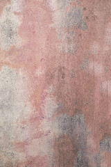 old and dirty color cement wall surface as textured background..