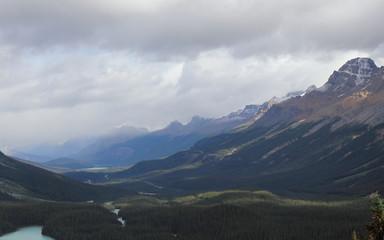 Peyto Lake, Alberta, Canada