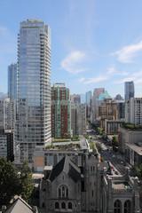 Downtown Vancouver, Vancoouver