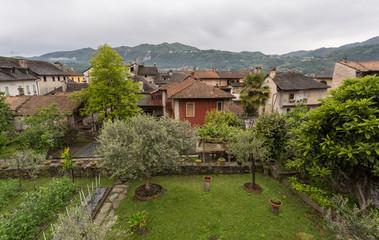 Vieux village de Orta San Giulio