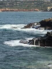 coastline rock formations