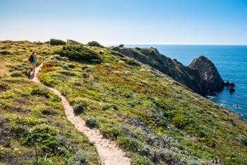 Küstenwanderweg, Algarve, Alentejo, Portugal