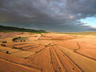 Campo en Castilla la Mancha