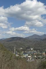 Clouds, Gatlinburg, TN