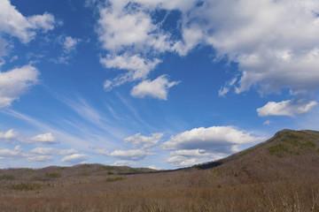 Clouds, Sky, Newfound Gap Road