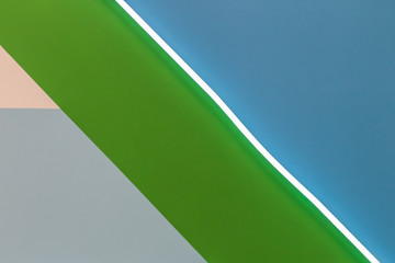Abstract green, blue, gray background
