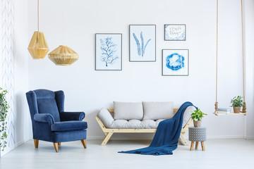 Fototapeta Sofa and armchair obraz