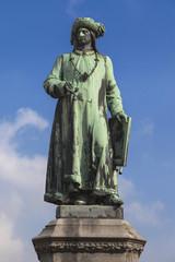 Statue of Jan Van Eyck