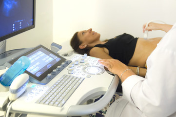 Ultrasound consultation