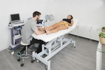 Ultrasound consultation