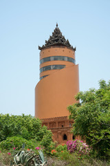 Nann Myint Viewing Tower in Bagan, Myanmar バガンビューイングタワー