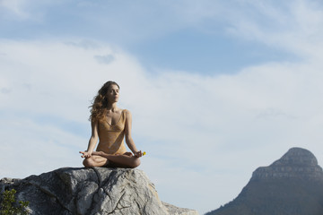 Yoga - Mountain I
