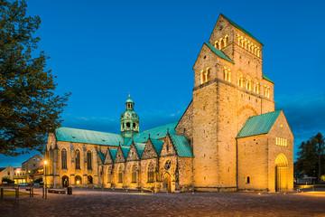 Dom von Hildesheim, Deutschland Fototapete