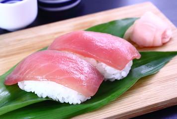 寿司 鮪 日本酒
