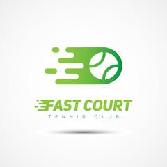 Sport template logo