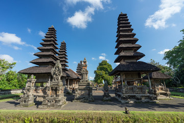 Taman Ayun temple, Landmark of Bali island, Indonesia