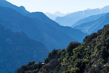 Ridges & Peaks