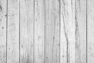 Wood floor texture pattern plank surface painted white pastel wall background