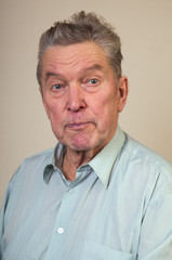 Senior portrait.