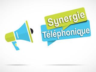 mégaphone : synergie téléphonique